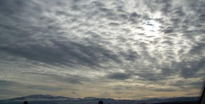 Se esperan nublados sin lluvia en gran parte de Sonora