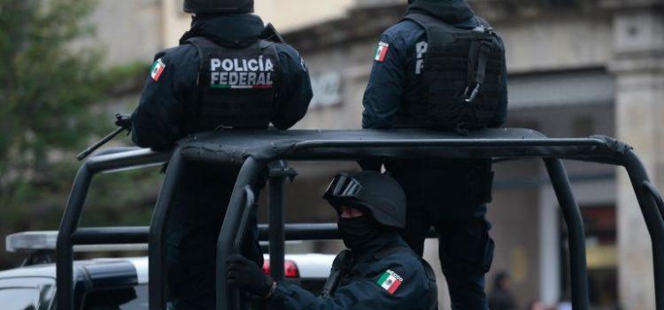 Policía Federal asegura a 79 personas migrantes en Reynosa