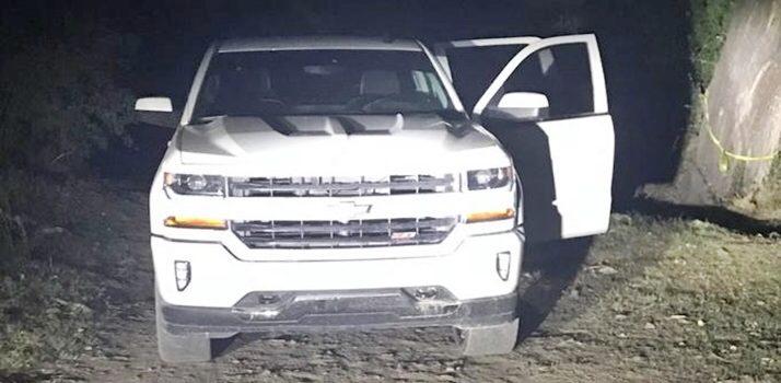 En Ímuris, en menos de 24 horas, elementos AMIC recuperan dos vehículos pick up que habían sido robados con violencia