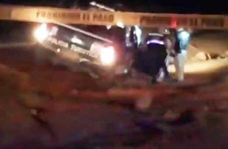 Condena presidenta Sara Valle ataque a policías en San Carlos