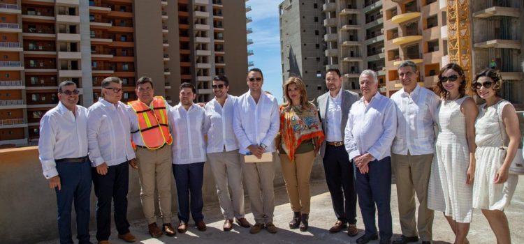 Contará Las Palomas con dos torres adicionales en Puerto Peñasco