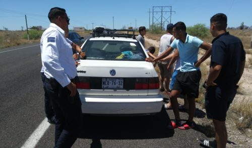 Comienza el regreso de vacacionistas a Hermosillo
