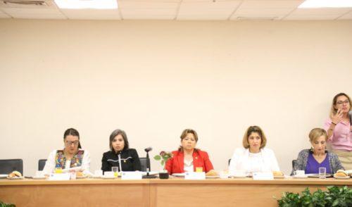 Avanzan diputadas de Comisión de Género contra la violencia: Wendy Briceño