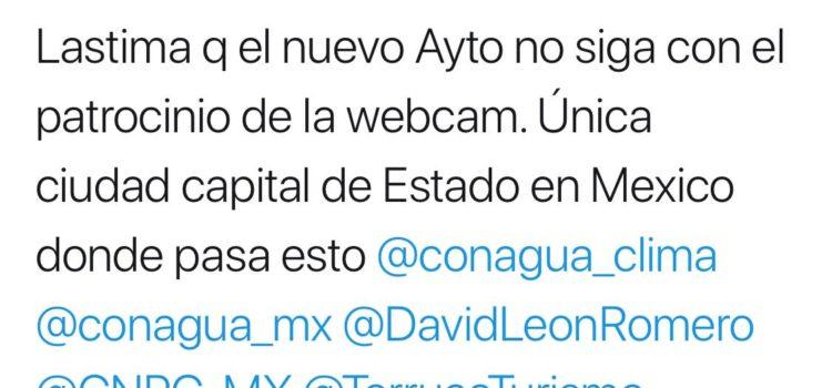 Webcams de México lamenta que Ayuntamiento de Hermosillo no patrocine webcam para promover la ciudad