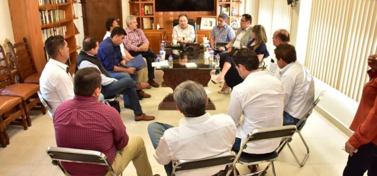 Refuerzan tema de seguridad en encuentro entre Durazo Montaño y alcaldes de Morena en Sonora
