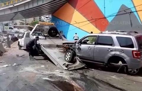 Príncipe de Camerún exiliado en México sufre accidente en Acapulco