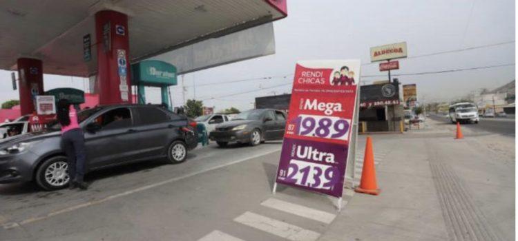 Aseguran que en Sonora no hay mucha diferencia en precios de gasolina