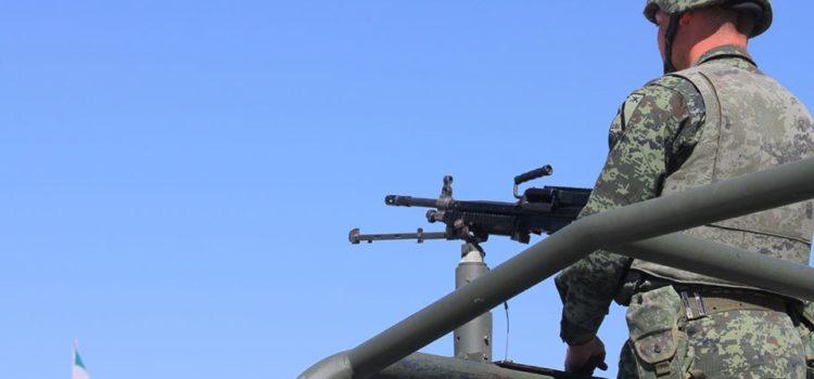 AMLO incumple promesa de Guardia Nacional con mando civil, dice Coparmex