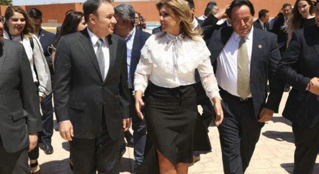 Denuncia Gobernadora de Sonora amenazas ante Alfonso Durazo