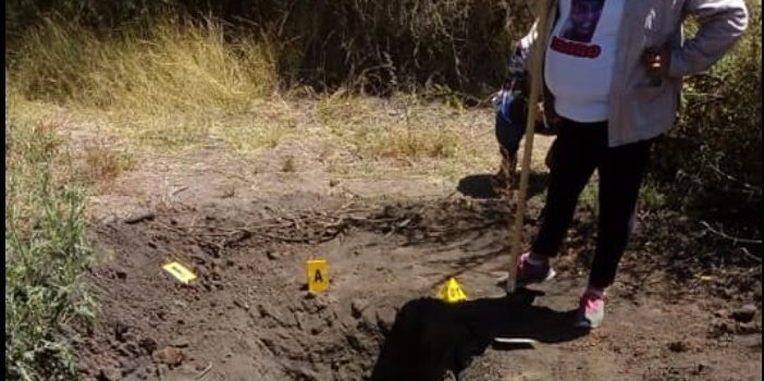 Hallan 14 cuerpos en fosas clandestinas en Sinaloa