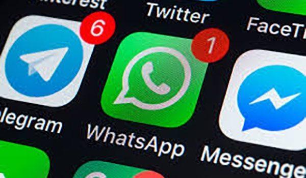 WhatsApp, Facebook e Instagram reportan fallas en varios países