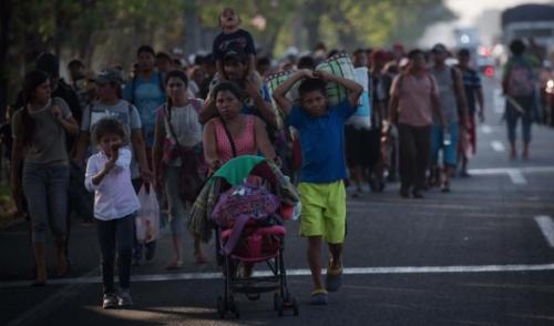 Urge revertir hacinamiento de migrantes en Chiapas: CNDH
