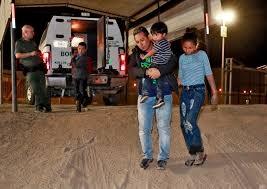Declaran estado de emergencia por migrantes en frontera Sonora-Arizona