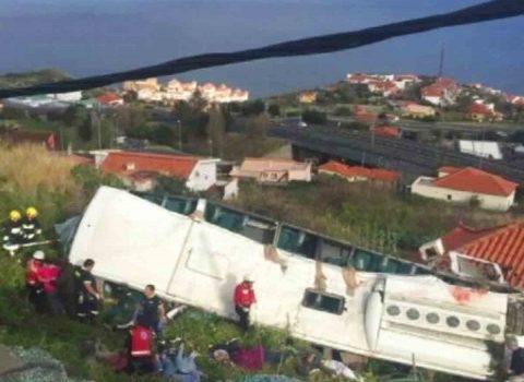 Portugal: 28 muertos en accidente de autobús