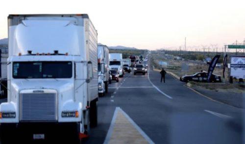 Refuerza Policía Federal vigilancia en carreteras de Sonora