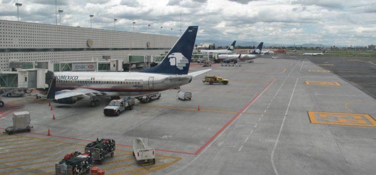Solo cinco empresas presentan propuesta para rehabilitar pista del AICM