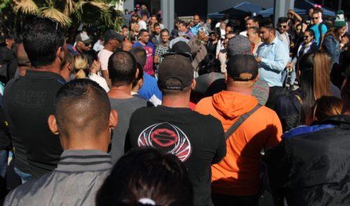 Unos mil cubanos arribaron a Ciudad Juárez