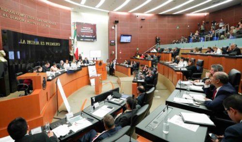 Senado recibe reforma laboral; esperan que se apruebe antes de fin de mes