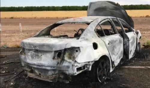 Tardarán 15 días en identificar a víctimas de accidente en Bahía de Kino