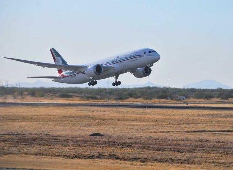 Avión Presidencial, con 14 ofertas de compra en 8 países