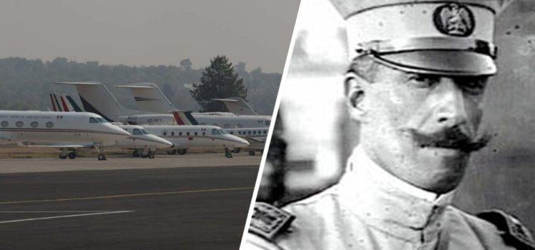 El aeropuerto de Santa Lucía se llamará 'Felipe Ángeles'… ¿y quién es?