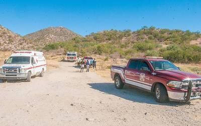 Rescatan a seis jóvenes perdidos en el Cerro del Bachoco