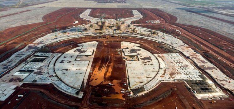 Terminal de Santa Lucía, opción 66% más cara que el NAIM