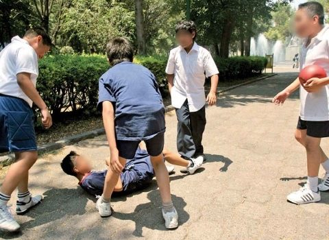 Sufre bulliyng 70% de niños; México, líder en casos de violencia escolar