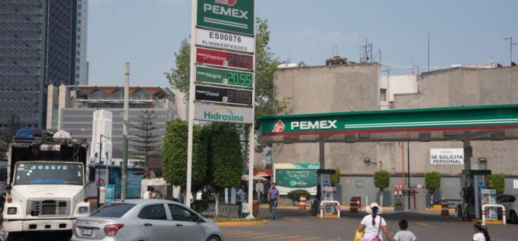 Hacienda sube el subsidio a la gasolina