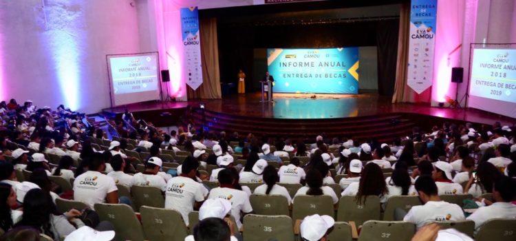 Reconoce SEC contribución a la educación de Fundación Eva de Camou