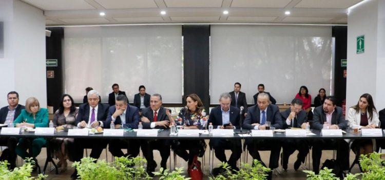 """Ruiz Massieu """"lee cartilla"""" a líderes estatales del PRI para elección"""