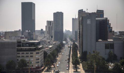 Levantan contingencia ambiental extraordinaria en el Valle de México