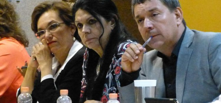 Participa  el GP de Morena en el foro de consulta del sistema estatal anticorrupción