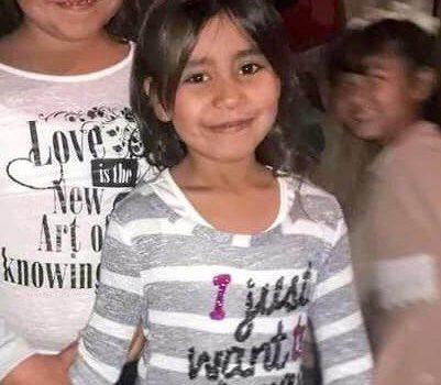 Lamentablemente, sin vida, es localizada la niña Itzel Nohemí, en SLRC: FGJE