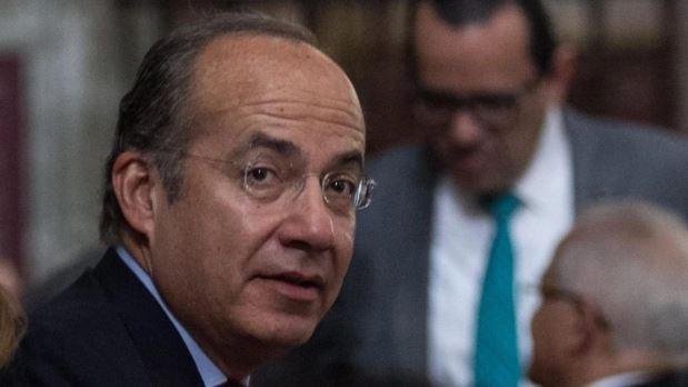 No tengo dinero para seguridad privada: Calderón en carta enviada a AMLO