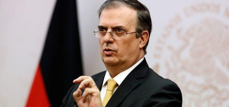 Pompeo deja 'plantado' a Ebrard en reunión sobre tema migratorio