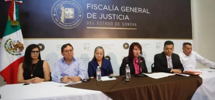 Investiga Fiscalía casos de feminicidio en Sonora