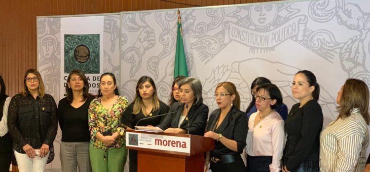 Dip. Wendy Briceño, Presidenta de la Comisión de Igualdad de Género ya se prepara para recibir y analizar el Plan Nacional de Desarrollo