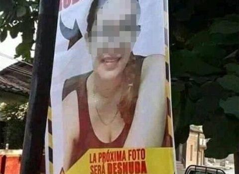Con fotos exhiben a 'roba maridos' e infieles en NL