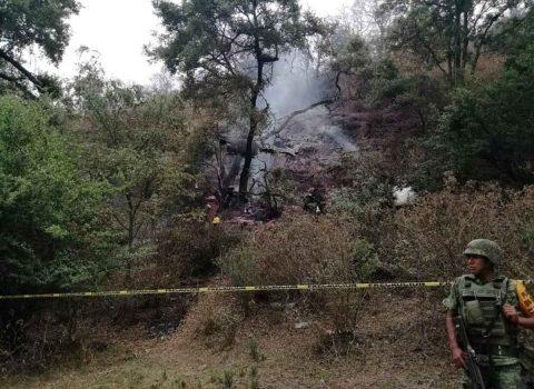 Cae avioneta en el Estado de México; fallece el piloto