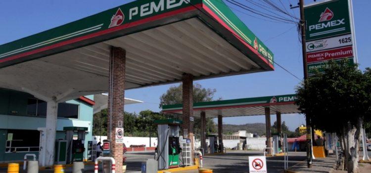 Así está el precio de la gasolina hoy en México