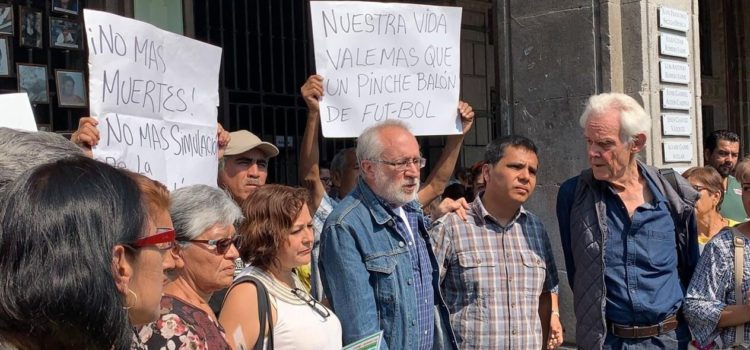 Pasamos de un gobierno de corruptos a un gobierno de ineptos: Javier Sicilia