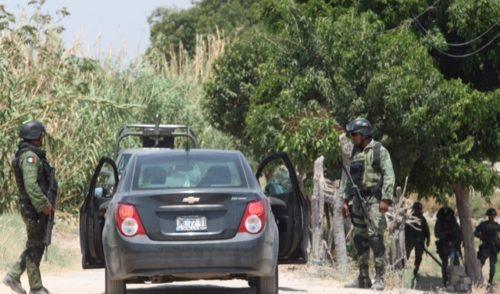 Hallan restos humanos en 25 bolsas en finca de Tlajomulco, Jalisco