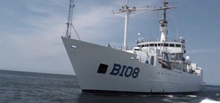 Semar realiza investigación oceanográfica en Sonora y Sinaloa