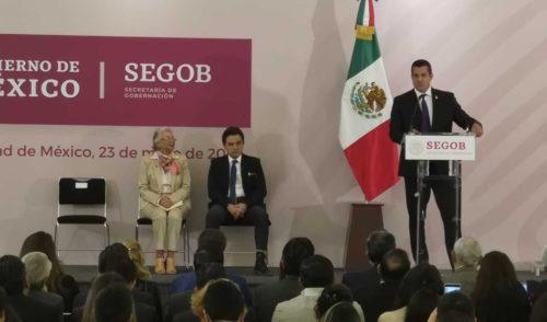 Nombran a Ricardo Peralta subsecretario de Gobierno