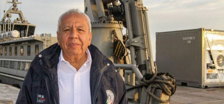 Francisco Garduño, nuevo titular del INM