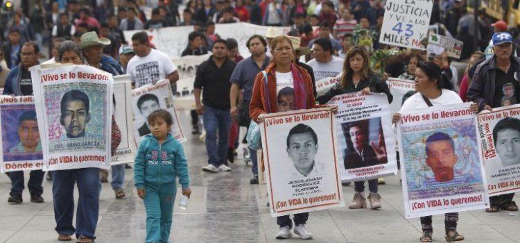 Nombran a nuevo fiscal para el caso Ayotzinapa