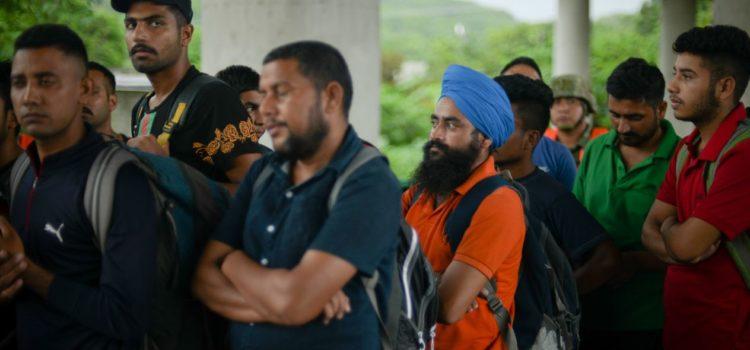 México y Honduras acuerdan atender migración ilegal, perseguir trata y tráfico de migrantes