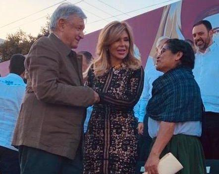 Son tiempos de unidad: Gobernadora