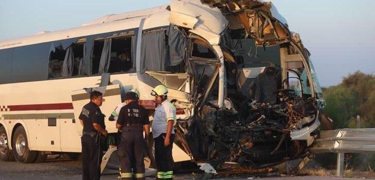 Coordina Salud Sonora la atención de los lesionados en accidente carretero